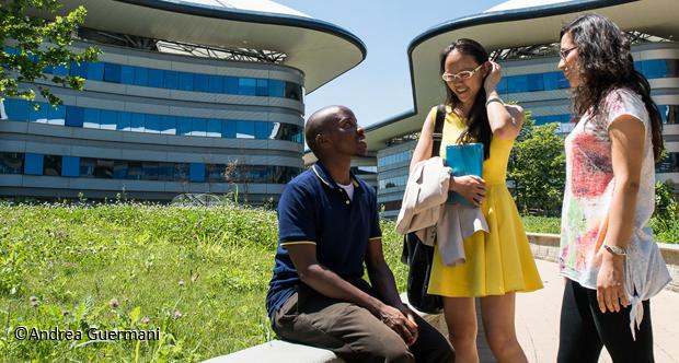 Studenti internazionali