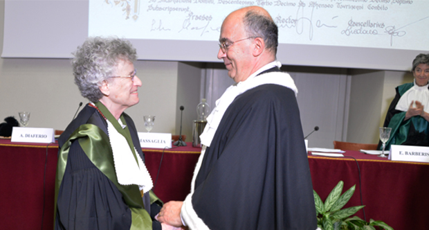 Laurea Honoris Causa Margaret Geller