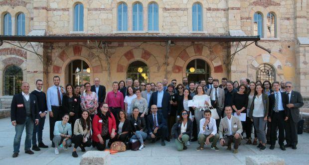Foto di gruppo Mediazioni a Verona - foto di Francesco Novella