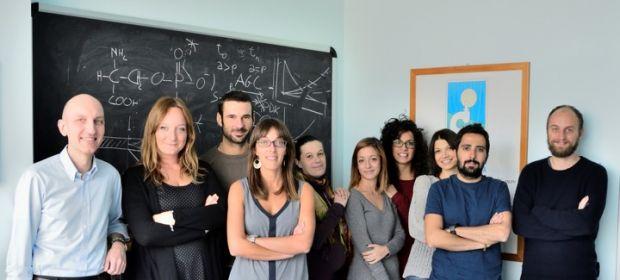 Andrea Bertotti e il team di ricerca