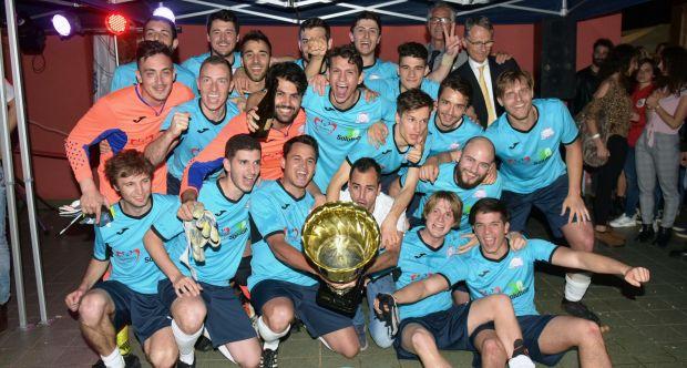 Vittoria San Luigi calcio a 11 maschile