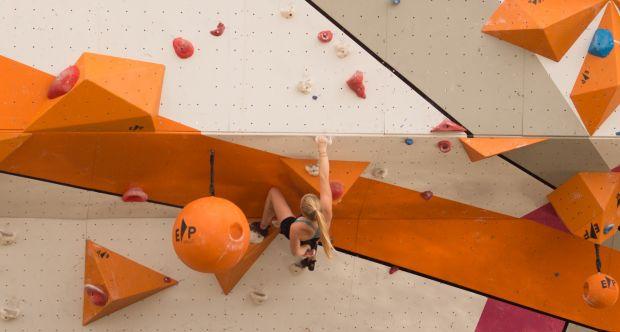 arrampicata sport
